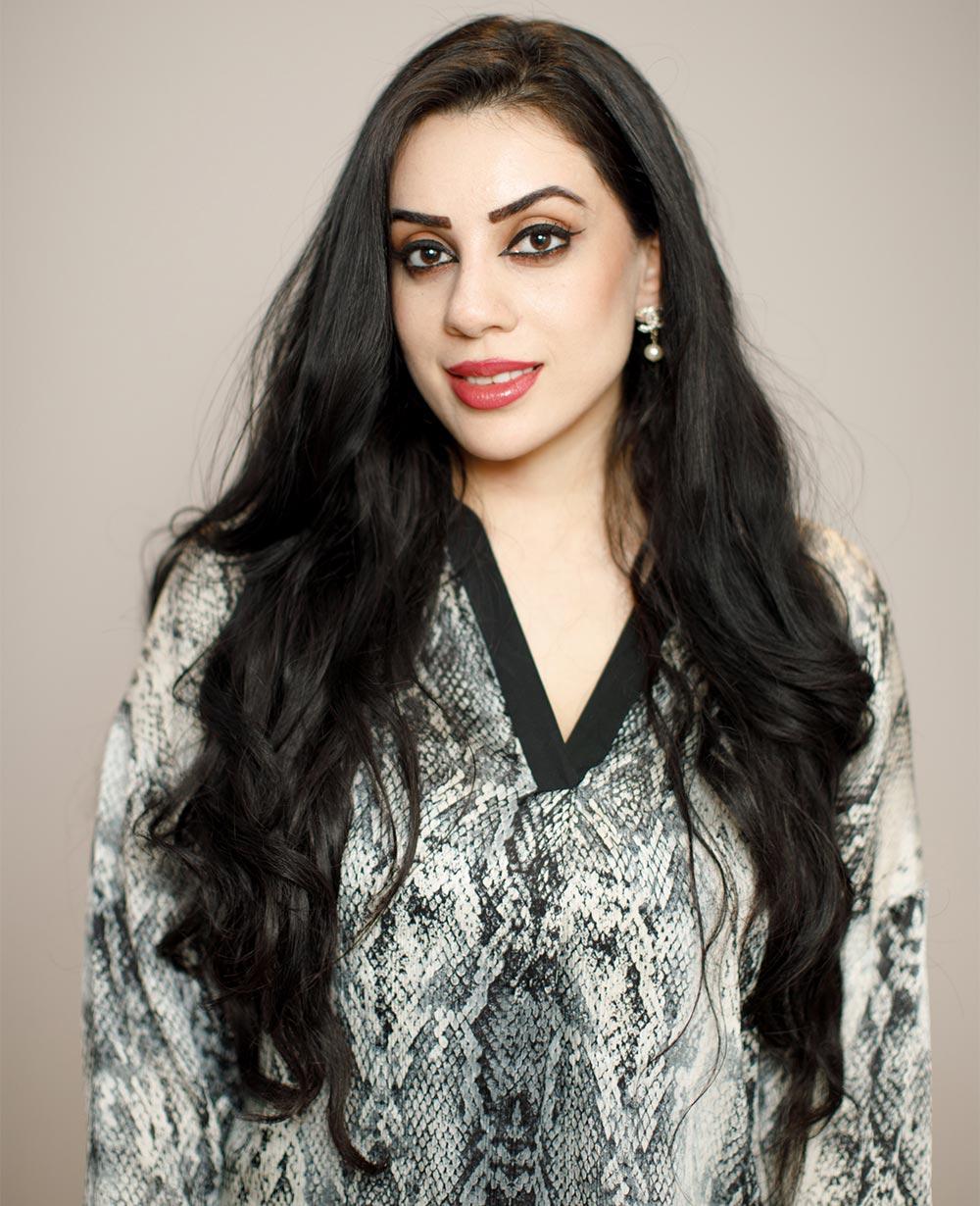 Nourish by SK. Sana Khan